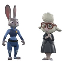 Disney Zootopia Character Pack, Judy Hopps & May Bellwether Brand New! - $9.49