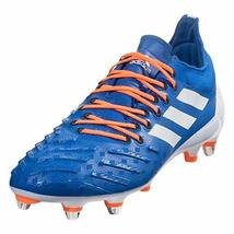 adidas Predator XP SG Rugby Cleat - Blue image 1