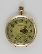 1906-A MA,Waltham-Middlesex County,Waltham Colonial Series Pocket Watch - $295.00
