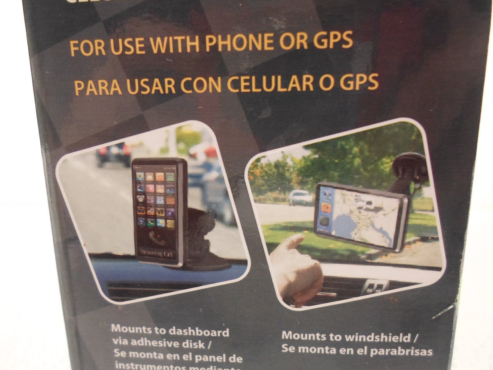 Car Auto Xs Cell Phone or Gps Car Mount Unique Holder Surface Stick dashboard