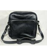 RARE Vintage Leather Camera Bag Case  Shoulder Strap for Canon Nikon Exc... - £29.05 GBP
