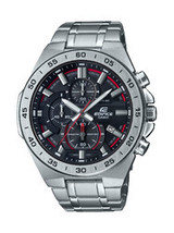 Casio Men's 'Edifice' Quartz Stainless Steel Watch - $118.44