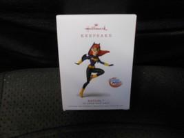 "Hallmark Keepsake ""Batgirl - DC Super Hero Girls"" 2018 Ornament NEW - $5.84"