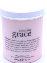 Philosophy Amazing Grace Whipped Body Creme 16 Oz Nwob - $35.76