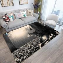 3D Deer Tree 23 Non Slip Rug Mat Room Mat Quality Elegant Photo Carpet UK Summer - $106.68+