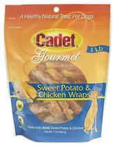 Gourmet Dog Treats, Sweet Potato & Chicken Wrap, 14-oz. - $21.77