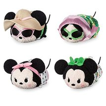 Disney Minnie Mouse ''Tsum Tsum'' Plush Set - Mini - 3 1/2 Inch - $24.73