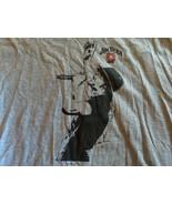 KID ROCK Jim Beam DRINK SMART Concert Style T-Shirt XL Replica Signature... - $18.99