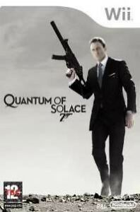 Primary image for James Bond 007: Quantum of Solace (Nintendo Wii, 2008)
