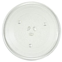 "HQRP 11 1/4"" Glass Turntable Tray for GE WB49X10097 PS651544 Microwave P... - $19.95"