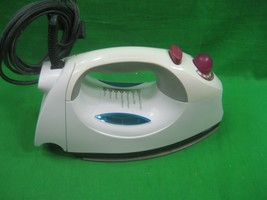 Vintage Black & Decker Model SteamxPress 660 Iron 1200 Watts Made in Mexico - $16.79