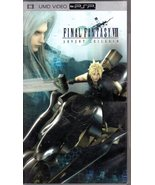 Final Fantasy VII UMD VIDEO For PSP - $9.95