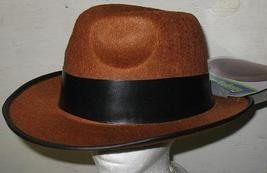 FREDDY KRUEGER BROWN ONE SZ DURASHAPE FEDORA - $8.00