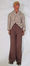 vintage Malibu Ken suntan blonde doll clothes Mattel Barbie shirt pants ... - $11.87
