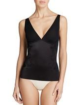 Spanx Womens Haute Contour Deco Deep Plunge Camisole, XL, Black - $67.32