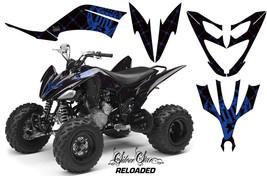 ATV Decal Graphic Kit Quad Sticker Wrap For Yamaha Raptor 250 2008-2014 ... - $168.25