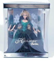 Special 2004 Edition Holiday Barbie B Collector ,B5848 Green Velvet Dress - $35.95