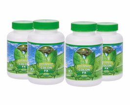 Youngevity Ultimate Colon Fx 90 capsules 4 Pack by Dr Wallach Free Shipping - $99.63