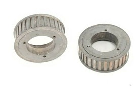 LOT OF 2 MARTIN SPROCKET 28L100-SH TIMING PULLEYS 28L100SH