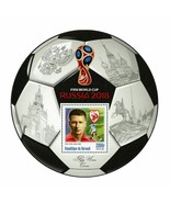 FIFA World Cup Russia 2018 Soccer Players Fedor Selin Sport Souvenir MNH - £12.81 GBP