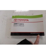 CAMRY     2000 Owners Manual 204424 - $24.75