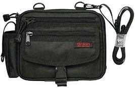 174DRBK Kutsuwa Dr.ion flap shoulder bag 174DRBK Black - $35.91