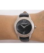 Morgan women watch black bracelet  M1180B Offer Bag and Pen - $98.01