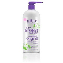 Alba Botanica Very Emollient, Unscented Body Lotion, 32 Ounce - $16.61