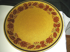 Mikasa Honey Majorca E6802 Banyan dinner Plate/s 10 5/8 oven to table ja... - $20.99