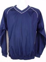 FootJoy Navy Blue Pullover Golf Jacket Size M - $24.44