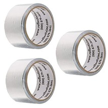 "Reflectix FT210 2"" x 30' 2x30' Refl Foil Tape, 3 Pack"