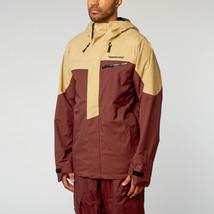 NWT $260 Mens Homeschool Outerwear Mysteris Snowboard Jacket sz S - $88.01