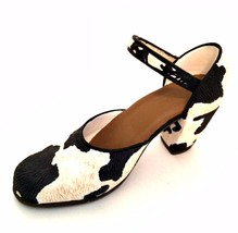 Raine Just The Right Shoe Bovine Bliss 25036 Miniature Retired 1999 - $18.80