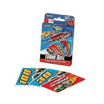 Hot Wheels Turbo Duel Card Game - $8.95