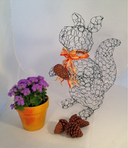 Squirrel Topiary Frame - $45.00