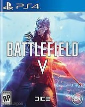 Battlefield V ps4 (no cd) downloadable game - $16.83