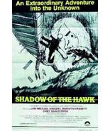 Shadow Of The Hawk Jan Michael Vincent 27X41 Original Movie Poster - $29.24