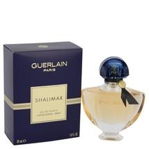 Shalimar Eau De Toilette Spray By Guerlain 1 oz Perfume for Women - $34.99