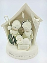 Department 56 Snowbabies Peace And Goodwill To All 69344 NO TOP OF BOX - $74.99