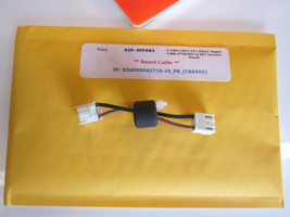 Sony KDL-40XBR4 A-1362-549-C GF1 Power Supply Cable [CN6502] to DF1 Inverter - $14.95