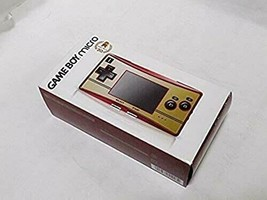 Nintendo Game Boy Advance Micro Console Famicom Design Limited Model - $284.13