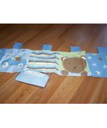 Wishes & Kisses Beary Cute Nursery Window Valance Sandra Magsamen Bear C... - $14.00