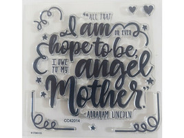 Close to My Heart All That I Am Clear Acrylic Stamp Set #CC42014 image 2