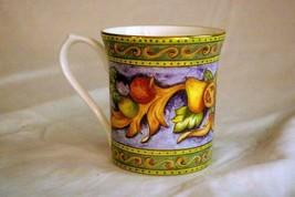 Queens China Fruits Mug  8 oz. - $5.54