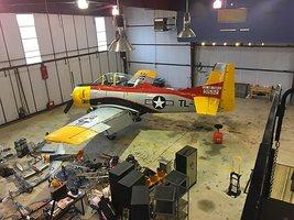 1949 NORTH AMERICAN T28A FOR SALE IN HAMPTON, NEW YORK - $175,000.00