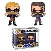 Saturday Night Live TV D*CK In A Box 2 Pack Vinyl POP! Figures Toy FUNKO... - €21,19 EUR