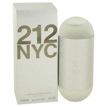 212 by Carolina Herrera 2.0 oz EDT Perfume for Women New In Box - $49.00
