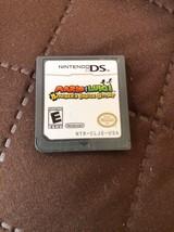 Mario & Luigi: Bowser's Inside Story (Nintendo DS, 2009) - $10.44