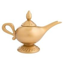 Walt Disney's Aladdin Movie Lamp 44 oz Sculpted Ceramic Teapot UNUSED BOXED - $58.04