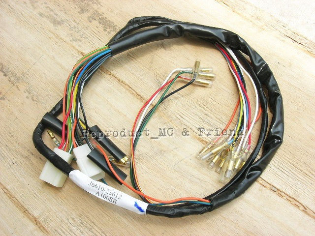 Honda CB100 K2 may fit CL100 CB125S HARNESS WIRE WIRING NOS Replacement Part